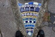 The 'Pavement Surgeon' Beautifying the Damaged Sidewalks of France