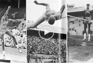 This Compilation of Wilt Chamberlain's Athleticism Outside of Basketball is Incredible