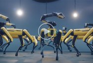 It's 2021, So Here are Some Robots Doing a Coordinated Dance Routine to BTS