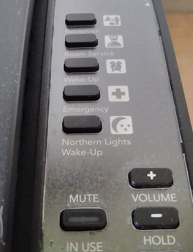 iceland hotel northern lights wake up button This Hotel in Iceland Has a Complimentary Northern Lights Wake Up Call Service