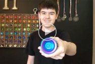 Yoyo Champion Hunter Feuerstein Shows Off His Amazing DNA Trick