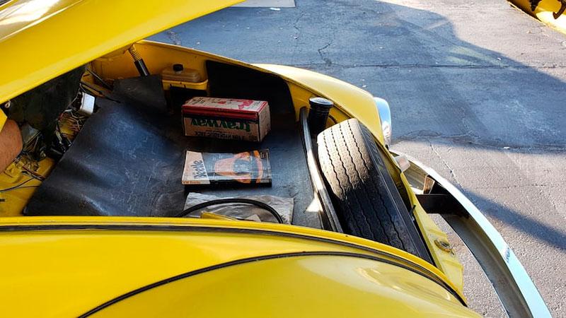 vw camper beetle super bugger 18 This 1969 VW Beetle Camper Super Bugger is Awesome