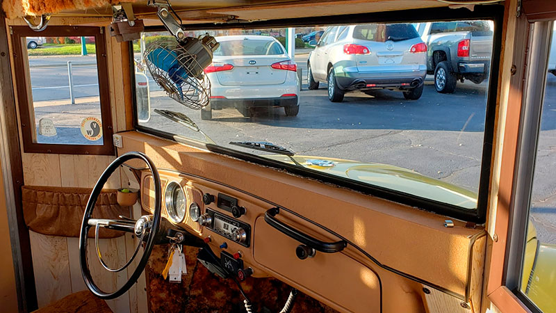 vw camper beetle super bugger 3 This 1969 VW Beetle Camper Super Bugger is Awesome