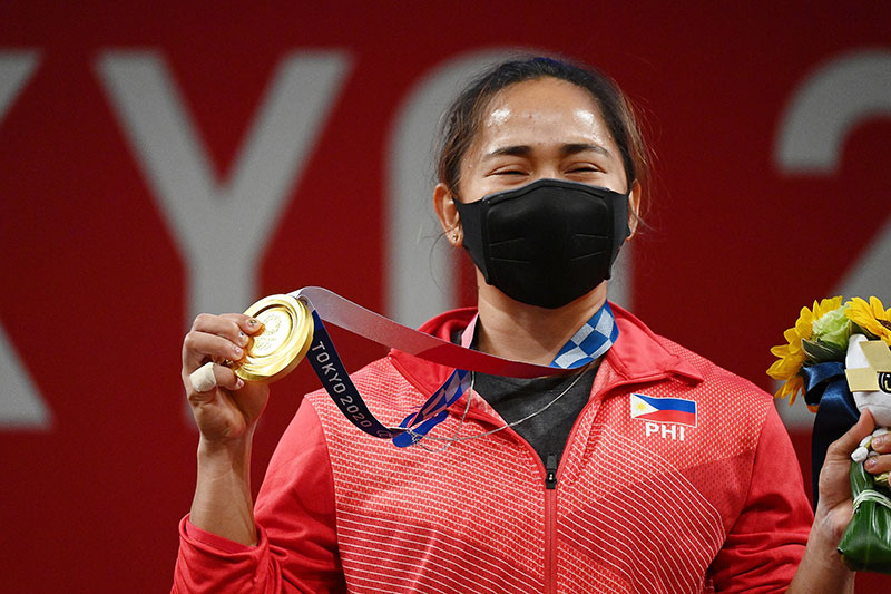 Hidilyn Diaz Ends 100 Year Drought Wins First Ever Gold Medal for the Philippines 1 Hidilyn Diaz Ends 100 Year Drought, Wins First Ever Gold Medal for the Philippines