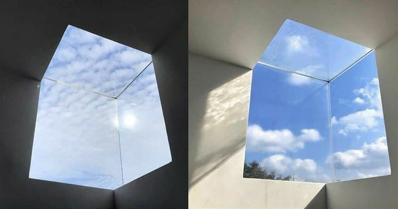 This Cubic Window is Highly Impractical but Looks Awesome