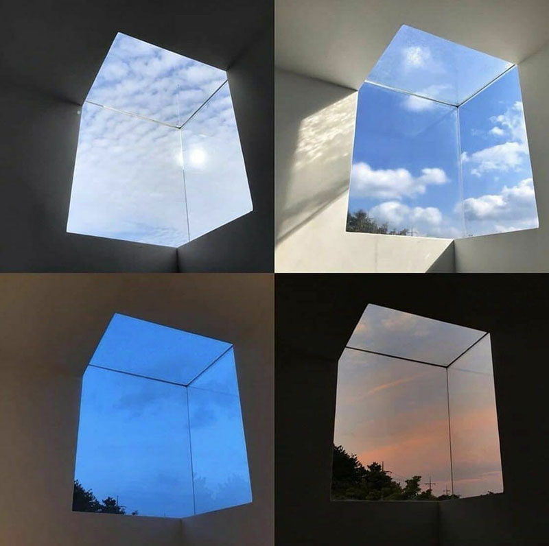 corner window cube reddit This Cubic Window is Highly Impractical but Looks Awesome