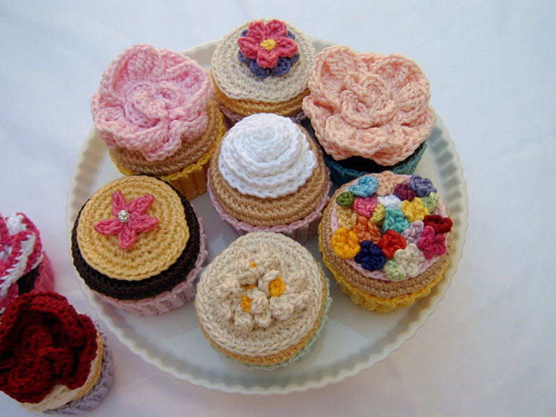 crocehted pasta by Normalynn Ablao Copacetic Crocheter 1 These Crocheted Pasta Dishes are Simply Delightful