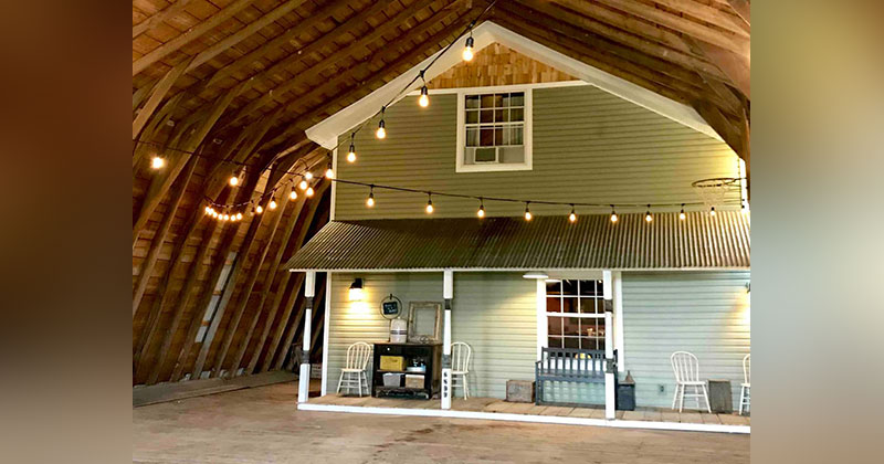 If You Find Yourself Near Bay Port, Michigan, You Can Stay at this House Inside a Barn