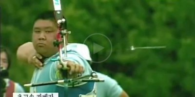 This Archery Shot is Incredible