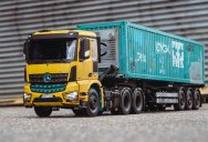 This Remote Controlled Semi is Actually a PC (13 Photos)