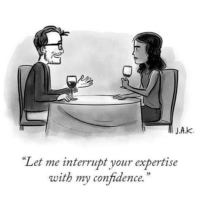 funny new yorker cartoons 1 10 New Yorker Cartoons to Brighten Your Week